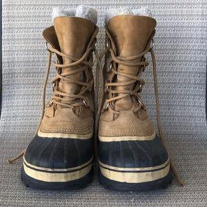 Sorel Caribou Waterproof Winter Boot